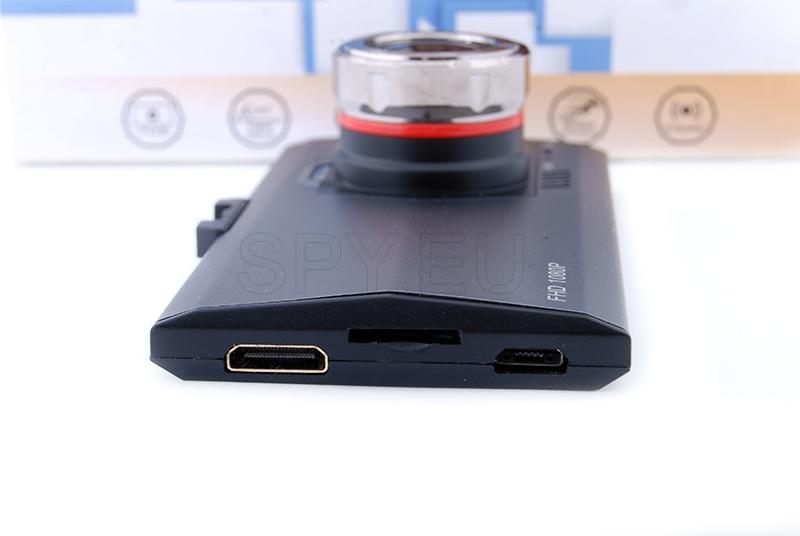 Ultra thin video register