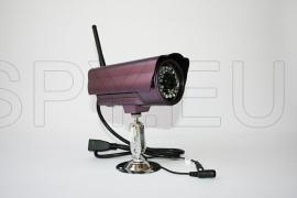 Waterproof IP Camera for outdoor mounting