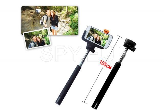 Bluetooth tripod for selfie
