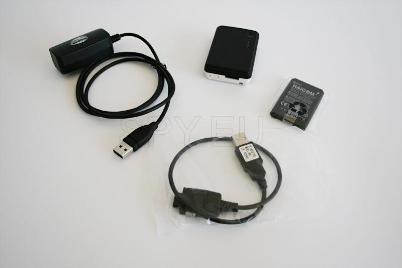 GPS tracker Haicom HI-602DT