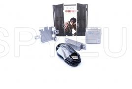 Listening device with alarm