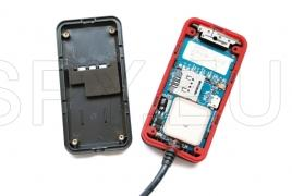 GPS tracker without batteries