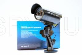Dummy CCTV Security Camera with LED