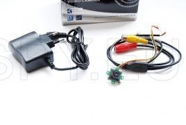 CCTV câmera com som