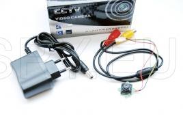 CCTV câmera sem som MC493