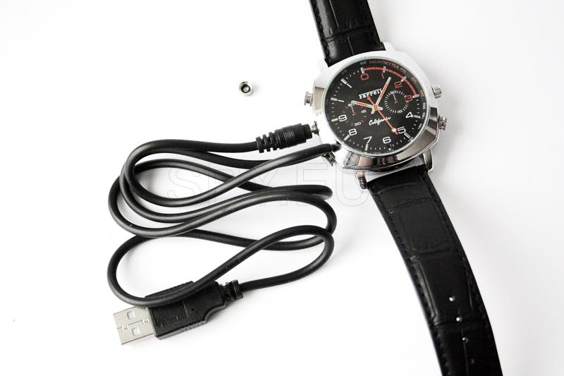 Waterproof HD Watch
