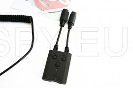 A device for recording data for GPS tracker Haicom HI-602DT
