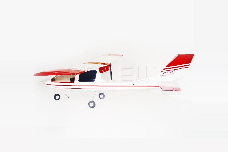 AH01 - 4CH Busy Bee electric pusher Airplane