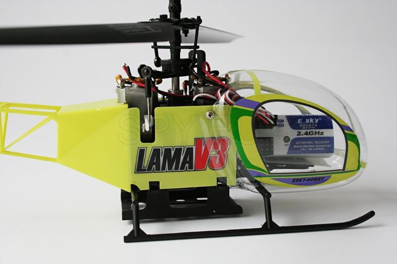 AH02 - 2.4GH LAMA V3