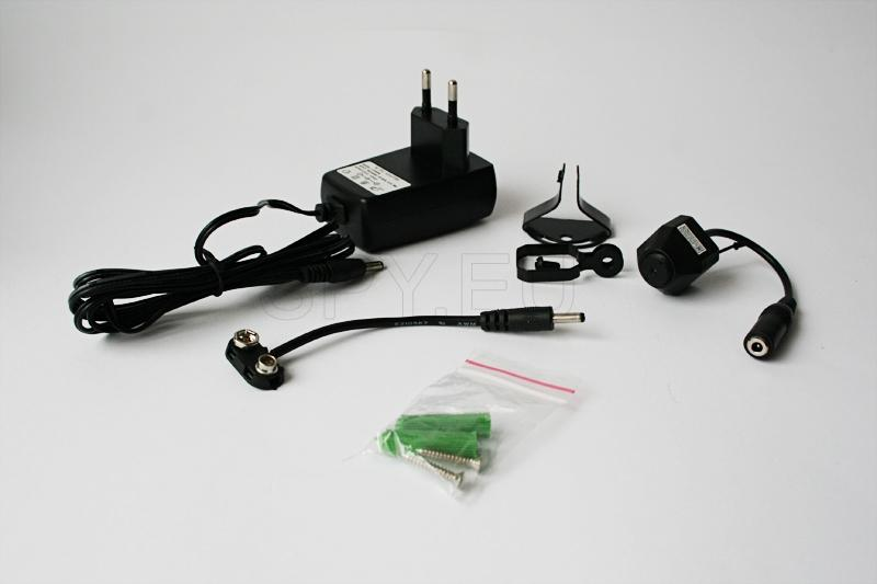 BC20 - Kit 2.4G Wireless Camera - 2.4 GHz Receiver