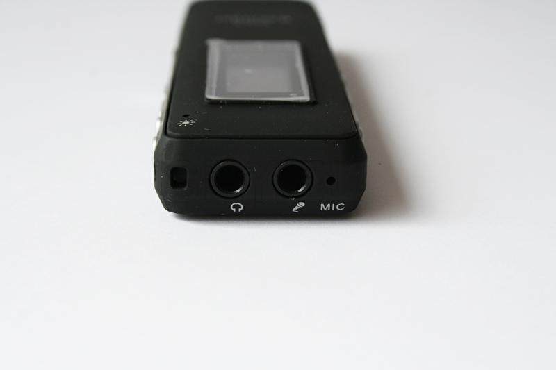Multifunctional digital audio recorder 2GB