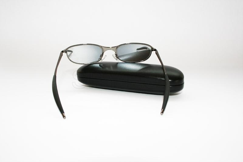 Sunglasses with mirror vision