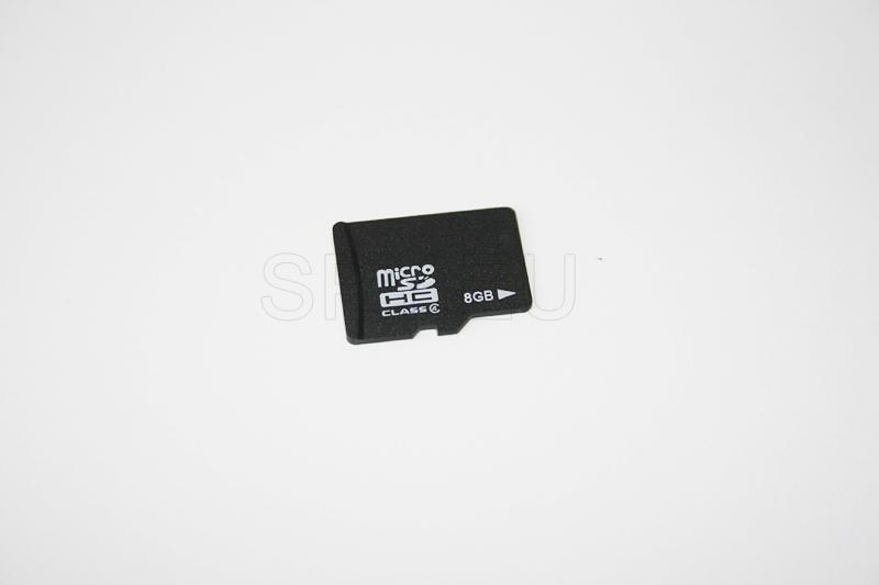 MicroSD carte 8GB