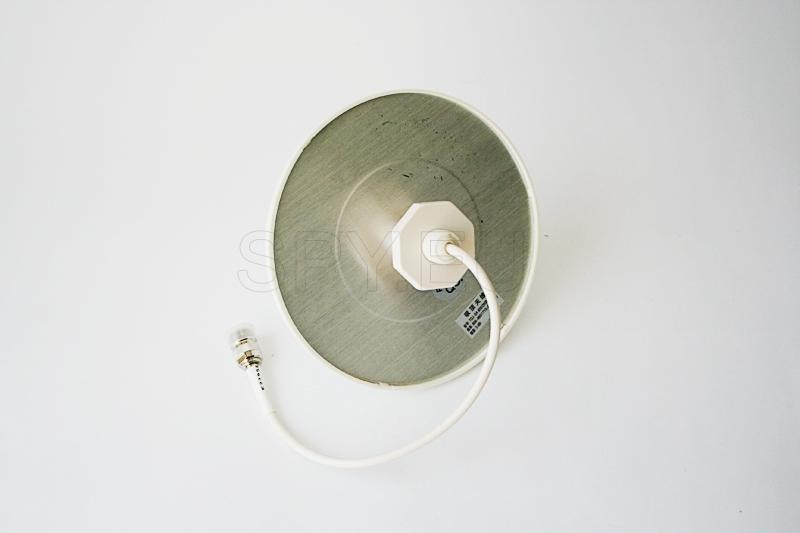 Indoor antenna for GSM signal boosters