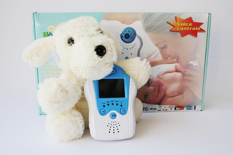 Baby monitor dog