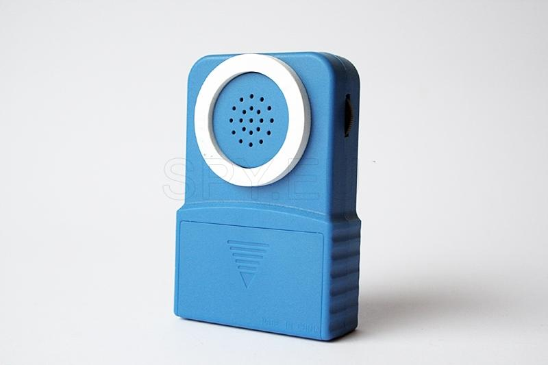 Device for changing voice
