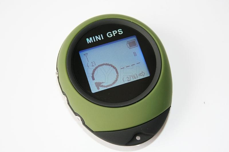 Mini GPS Receiver