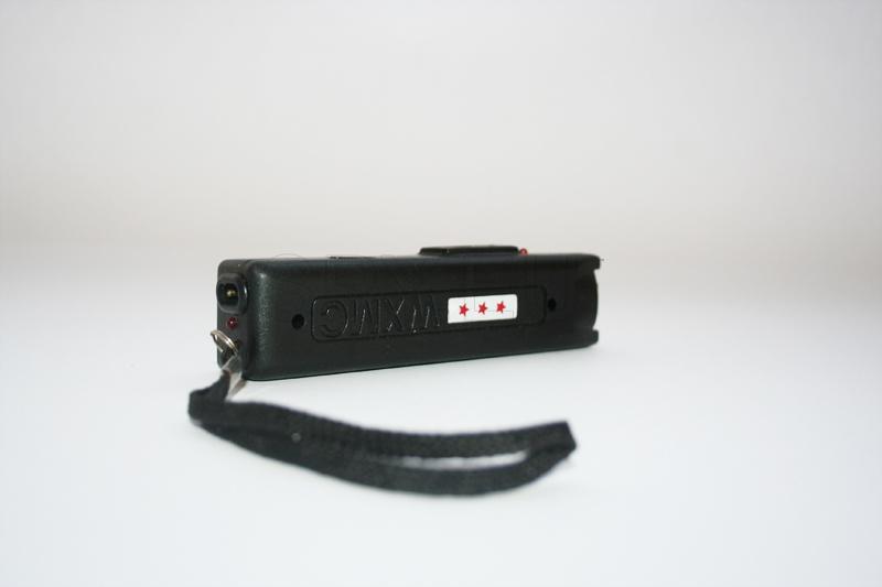STGN06 - 0.8 Million Volts Stun Gun with Nylon Holster and LED Light