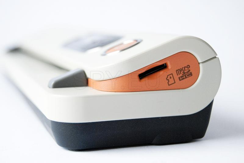 Escáner portátil