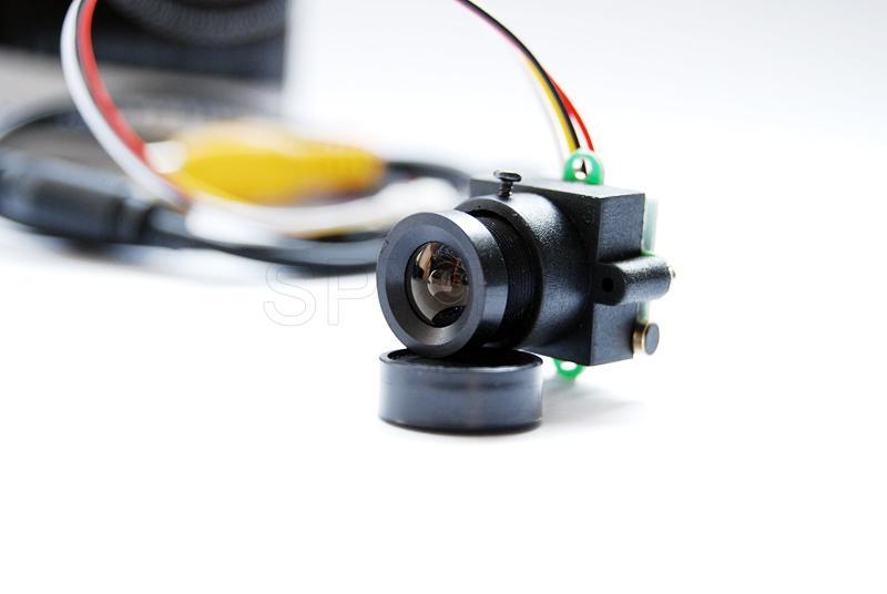 CCTV caméra avec son - MC495A-12