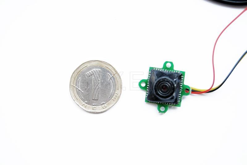CCTV caméra sans son - MC493