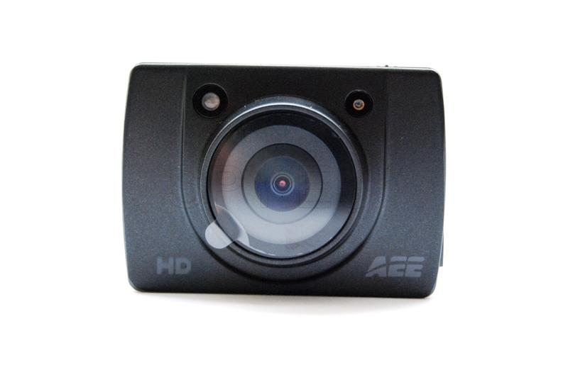 HD camera in a waterproof casing