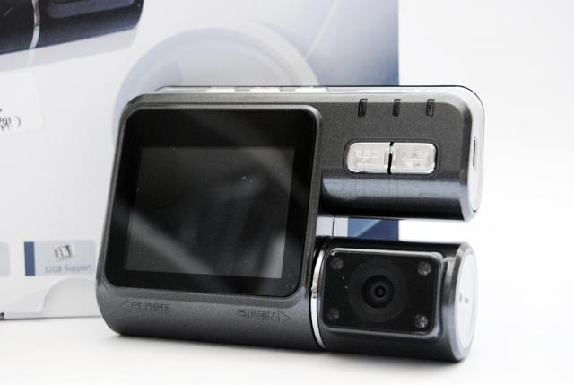 Two cameras with HD recorder