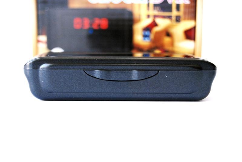Camera – alarm clock with motion detector