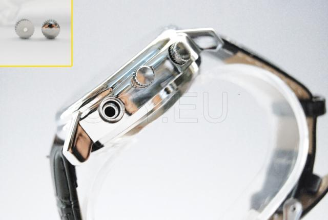 Camera in a watch