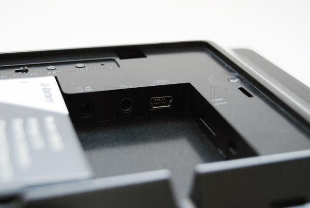 Camera hidden in a picture frame