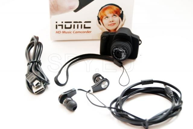 Mini HD Camera