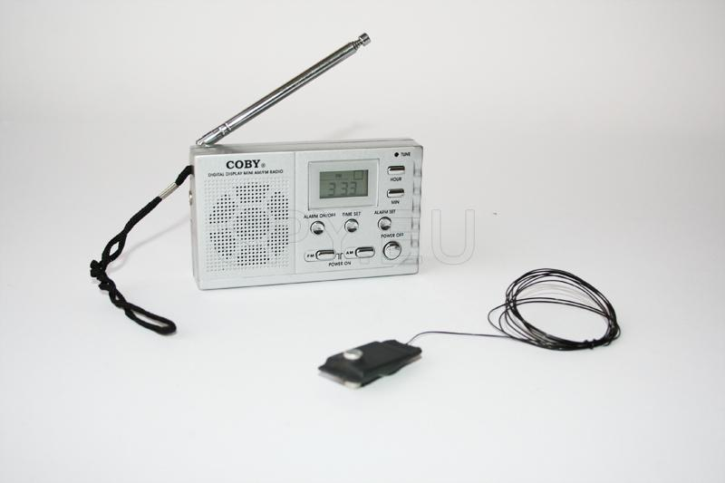 B06 - VHF transmitter / receiver set