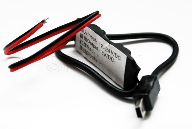 Voltage converter - 5V