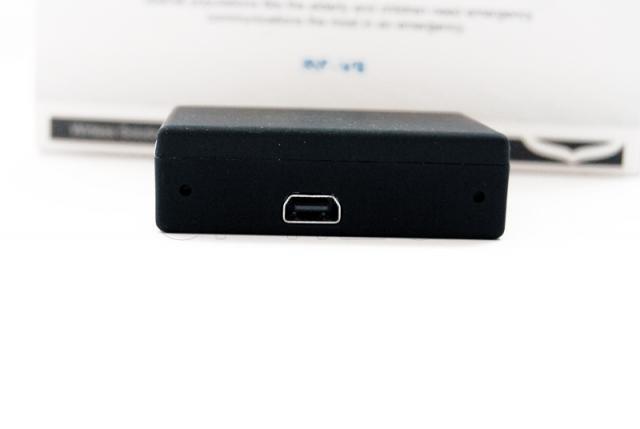 A-GPS tracker listening device