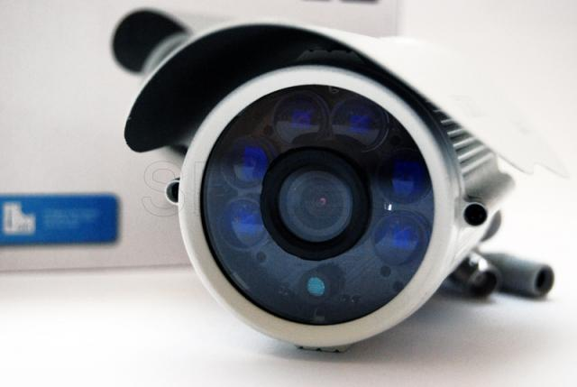 Camera for outdoor use 900 lines