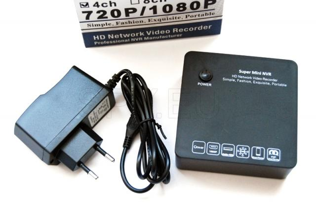 Four Channel Network HD Recorder