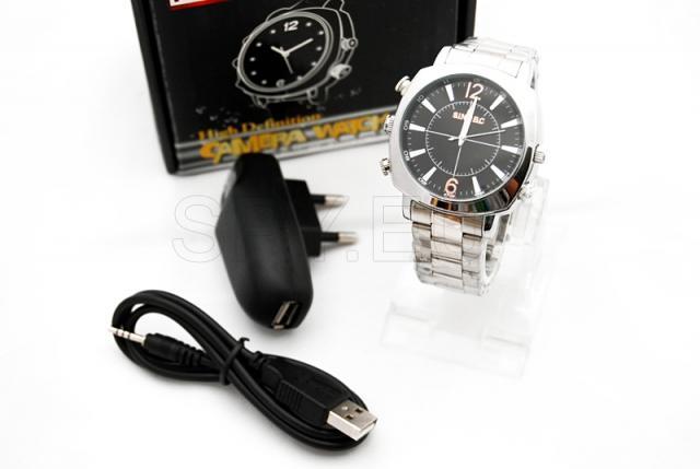 HD waterproof watch