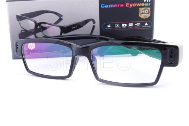 Hidden camera in the glasses