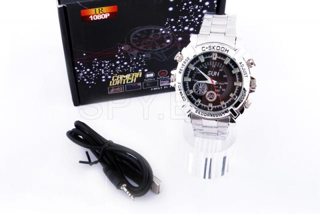 FullHD watch with IR LEDs