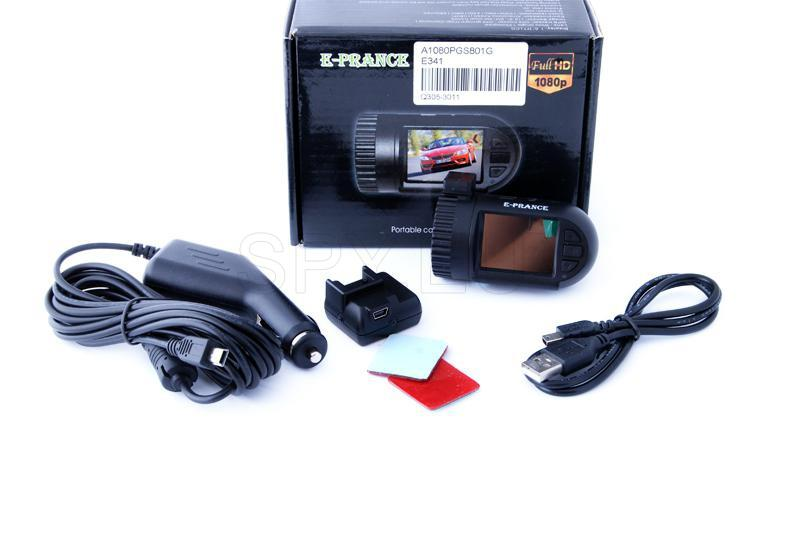 Video register with GPS module