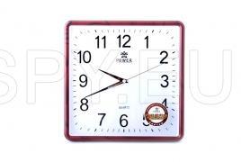 IP camera in clock