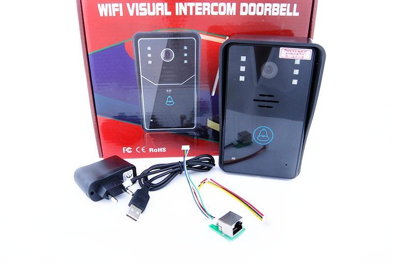 Wi-Fi IP camera intercom
