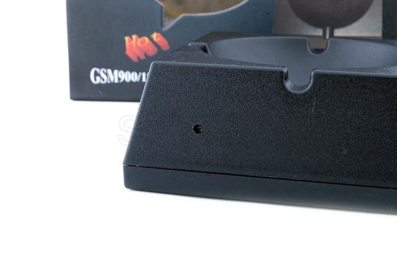 Camera in ashtray