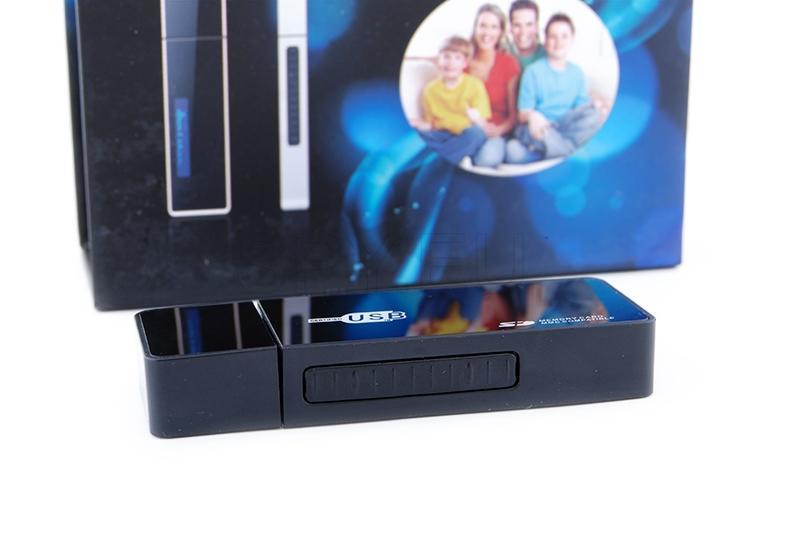 Camera in a flash drive
