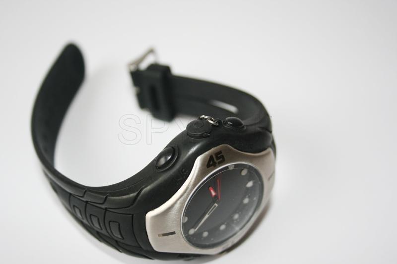 Wireless camera hidden in a clock