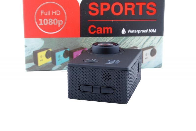 Sports fullHD underwater camera