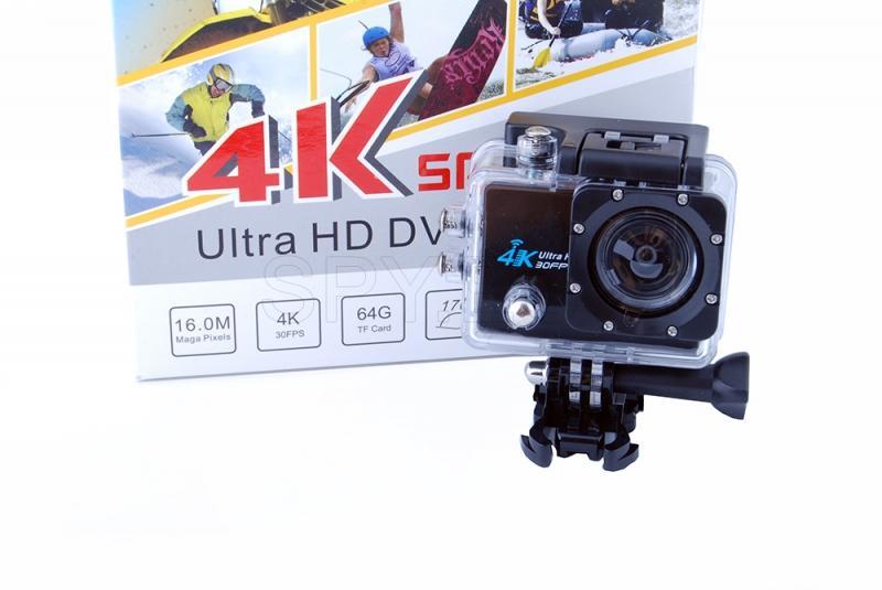 4K Wi-Fi sports camera