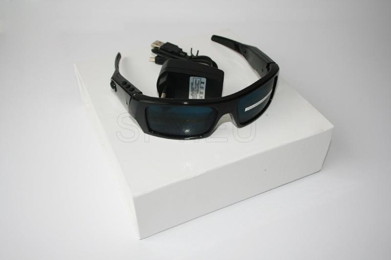 BC08 - 2.4GHz wireless sunglasses camera