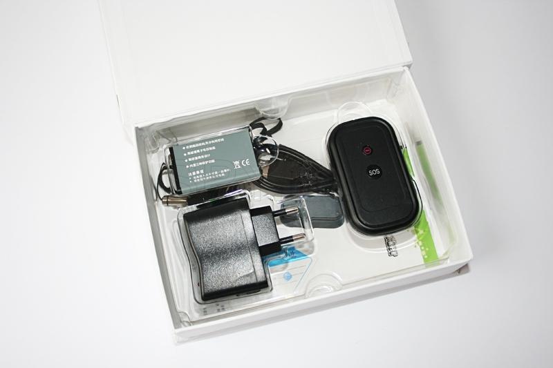 GPS04 - GPS/GSM/GPRS  Tracker