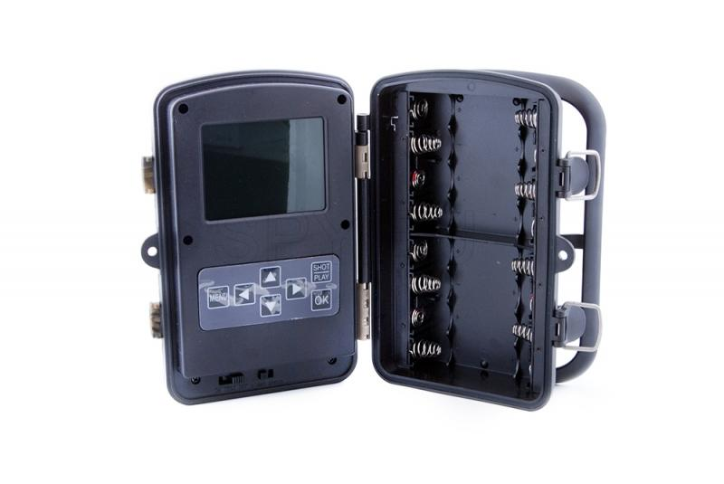 Câmera compacta de caça